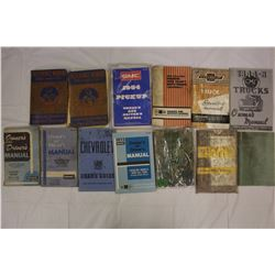 Chevrolet And GMC Truck Manuals