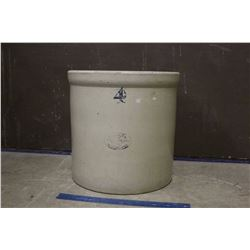 Medalta Pottery Crock (4 Gallon)