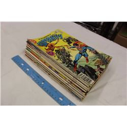 Lot of 1980s Superman Related DC Comic Books(25)