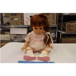 "Baby Crissy 24"" Tall (Ideal Toy Corp)(1973)"