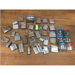 Huge Job Lot Parts or Repair Lighters