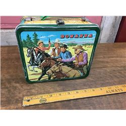 1963 Bananza Metal Lunch Box