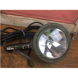 Grimes 13V Military Spot Light (Untested)