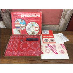 1968 Kenner's Spirograph (All Pieces)