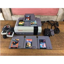 Original Nintendo Entertainment System, Clean, Tested And With Games (6)