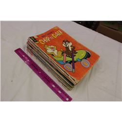 Lot of Cartoon Comic Books (24)(Mostly 1960s-70s)
