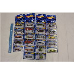 Lot of Unopened Hot Wheels Toys (22)
