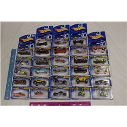 Lot of Unopened Hot Wheels Toys (28)