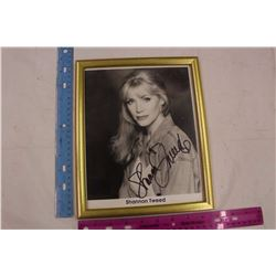 "Shannon Tweed Autographed 8"" x 10"" Photo"