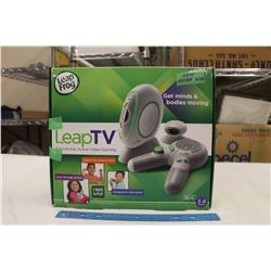 Leap Frog/Leap TV, Educational, Active Video Gaming System