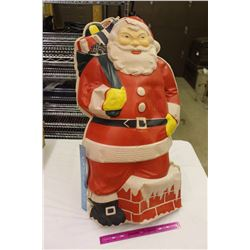 "Vintage Noma Santa Claus 30"" (For Indoor&Outdoor Use)(Cat 563)"