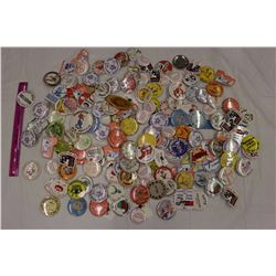 Huge Lot of Assorted Pins