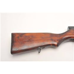 Russian SKS semi-auto rifle, 7.62 x 39  caliber, serial #OE1651.  The rifle is in  very good overall
