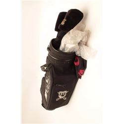 Man's golf club set with bag. Brand new never  used. Consisting of complete set of Tungsten  Tour ir