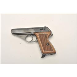 """Mauser Model HSc American Eagle """"one of five  thousand"""" special edition made for Interarms,  9mm kur"""