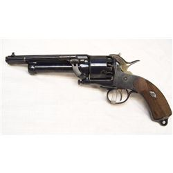 The finest known second model LeMat revolver  S/N 1432 from the iconic Cliff Young  collection. The
