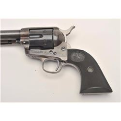 Colt Single Action Army revolver, .38 Special  caliber, Serial #171235.  The pistol is in  very good