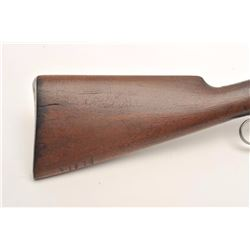 "Winchester Model 1894 Special Order lever  action rifle, .30 W.C.F. caliber, 24"" half  round/half oc"