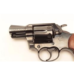 Colt Lawman MK. V revolver, .357 Magnum  caliber, Serial #34941V.  The pistol is as  new in the fact