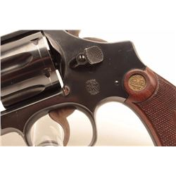 Smith and Wesson Hand Ejector revolver, .44  S&W Special caliber, Serial #26023.  The  pistol is in