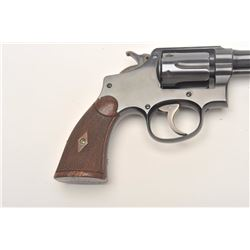 Smith and Wesson Model 1905 Military & Police  revolver, .38 S&W Special caliber, Serial  #398361.