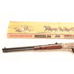 "Winchester Model 94 Wells Fargo & Co.  Commemorative SRC, .30-30 Win. caliber, 20""  barrel, wood sto"