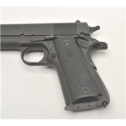 "Modern Springfield Armory Champion Model  semi-automatic pistol, .45 caliber, 4""  barrel, mat black"