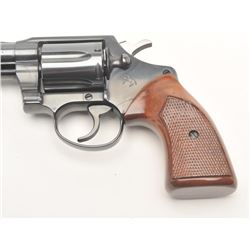 "Colt Detective Special DA revolver, .38  Special caliber, 2"" barrel, blued finish,  checkered wood g"