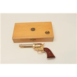 Colt Kansas Centennial Commemorative Model  Frontier Scout single action revolver, .22  caliber, 4.7