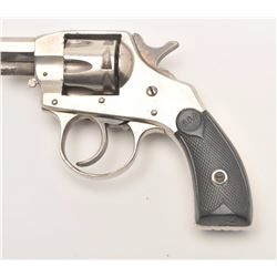 Hopkins and Allen X.L. double action  revolver, .22 caliber, Serial #7784.  The  pistol is in very g