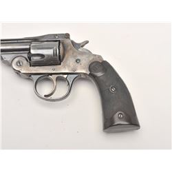 U.S. Arms double action revolver, .32  caliber, Serial #80299.  The pistol is in  good overall condi