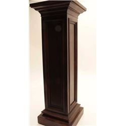 """Antique pedestal or plant stand measuring  approximately 36"""" in height. Est.: $100-$200"""