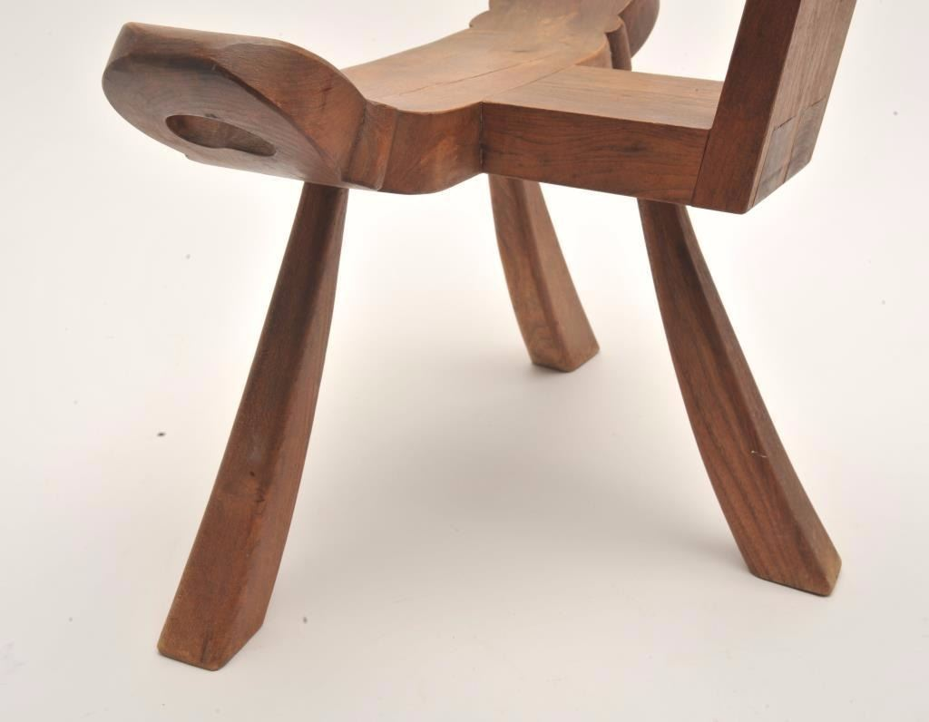Modern birthing chair -  Image 5 Antique Ca Late 1800 S Wooden Birthing Chair Approximately 29