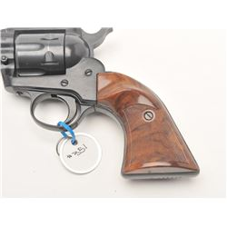 Rohm Model 66 revolver, .22 LR caliber,  Serial #IB245446.  The pistol is in very good  overall cond