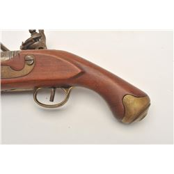 Reproduction Tower F/L pistol, approximately  .70 caliber, Serial #618.  The pistol is in  good over