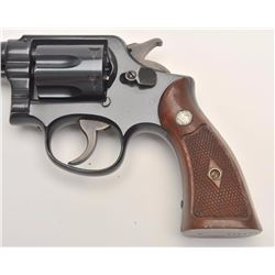 Smith and Wesson Military & Police Model  revolver, .38 S&W Special caliber, Serial  #S956528.  The