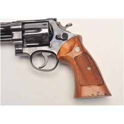 Smith and Wesson Model 27 revolver, .357  Magnum caliber, Serial #S192440.  The pistol  is in very g
