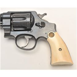 Smith and Wesson 1st Model Hand Ejector  revolver, .44 S&W Special caliber, Serial  #13157.  The pis