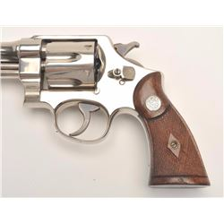 Smith and Wesson Hand Ejector Third Model  revolver, .44 S&W Special caliber, Serial  #56225.  The p