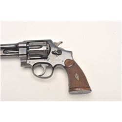 Smith and Wesson 1st Model Hand Ejector  revolver, .44 S&W Special caliber, Serial  #2954.  The pist