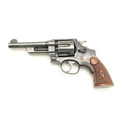 Smith and Wesson 1st Model Hand Ejector  revolver, .44 S&W Special caliber, Serial  #32640.  The pis