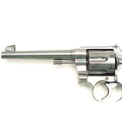 Colt Shooting Master Model revolver, .357  Magnum caliber, Serial #340853.  The pistol  is in fine t