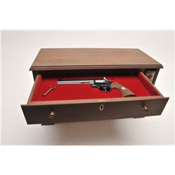 "Colt Heritage set of 3 guns in wood casing  with ""Armsmear"" deluxe edition hardback book;  Guns incl"