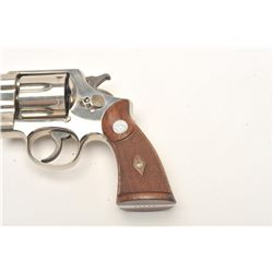 Smith and Wesson Third Model Hand Ejector  revolver, .44 S&W Special caliber, Serial  #59176.  The p