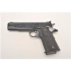 "Colt MK II/Series 70 Gold Cup National Match  semi-automatic pistol, .45 caliber, 5""  barrel, blued"