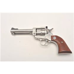 """Ruger New Model Single Six revolver, .22  caliber with extra .22 Win. Magnum cylinder,  4.5"""" barrel,"""