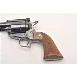 Early production (no transfer bar) Ruger  Super Blackhawk single action revolver, .44  Magnum calibe