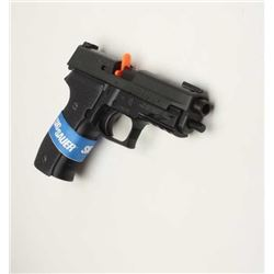 Sig Sauer P226 in 9mm with nitron finish,  night sights, S/N U862067. Like new in box  with factory