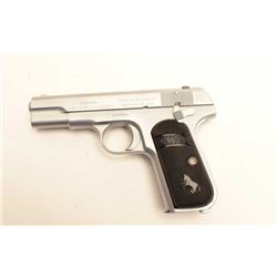 Colt Model 1905 semi-auto pistol, .32  caliber, Serial #185779.   The pistol is in  very good overal
