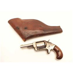 Iver Johnson Defender 89 revolver, .32  caliber, Serial #NSNV.  The pistol is in good  overall condi